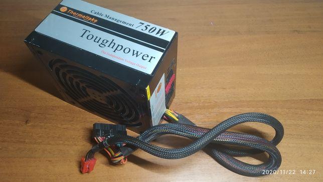 Блок живлення Thermaltake Toughpower 750W (W0116)