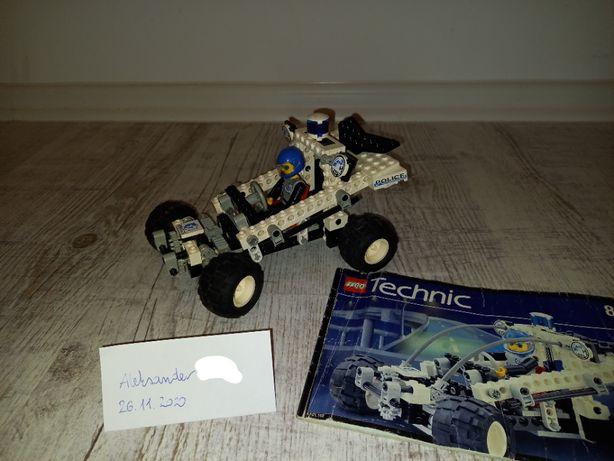 klocki Lego Technic 8230 samochód policja
