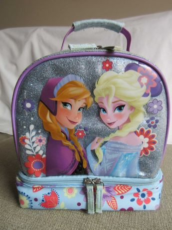 Lancheira térmica Frozen original loja Disney