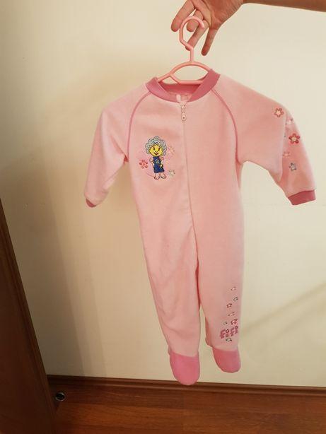 Piżama - Pajacyk 2-3 lata 98 cm