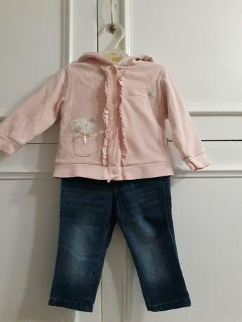 Вещи на 68 см (джинсы, песочник,ромпер, футболка,шорты)