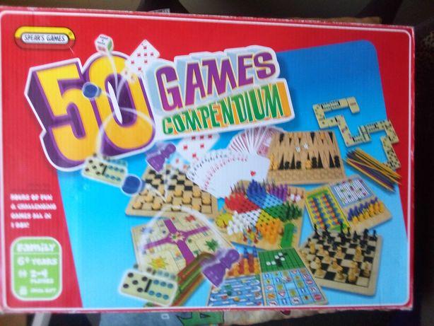 Gra planszowa Zestaw 50 gier !!!