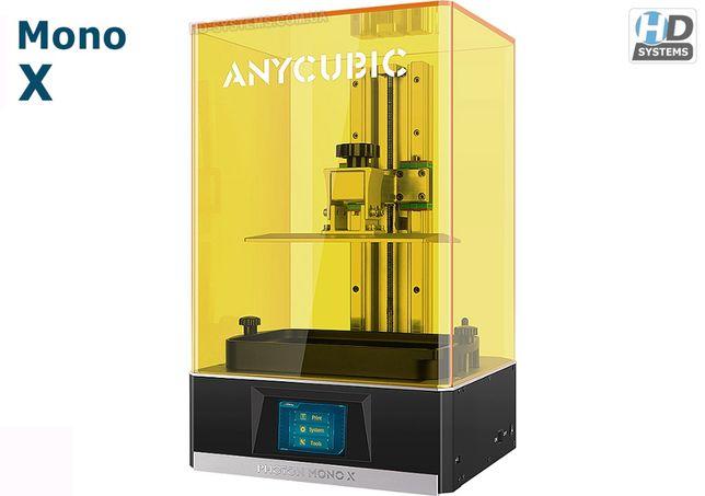 Anycubic Photon Mono X - SLA 3D принтер / гарантия 12 мес в Украине