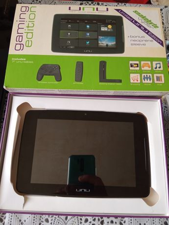 Tablet gamingowy UNU pad Smart tv