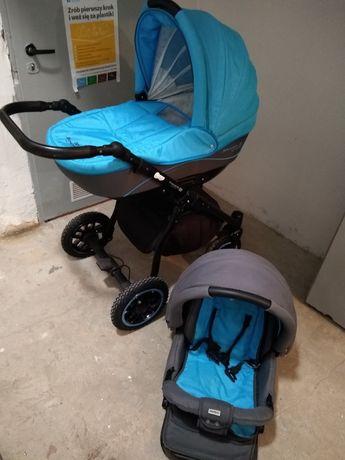 Wózek 3 w1 Adamex alu sport aluminiowy