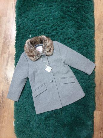 Płaszcz kurtka r. 104 Nowy