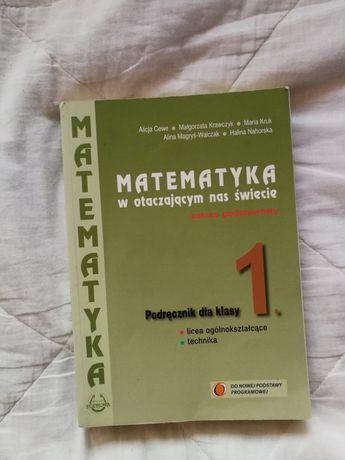 Podręcznik 1 matematyka podkowa