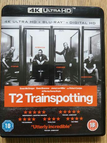 T2 Trainspoting UHD bluray 4k PL