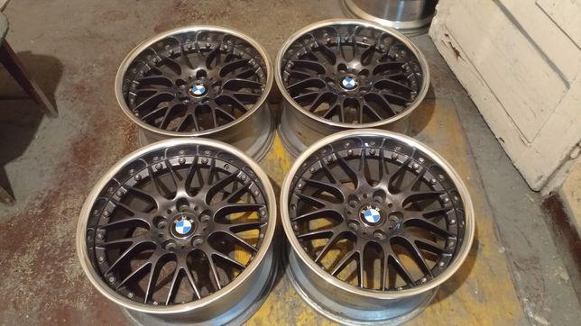 "Felgi BBS RS 743 18"" 4x9.5J 5x120 BMW e46 e36 e34 e32 e38 e60 e61 e39"