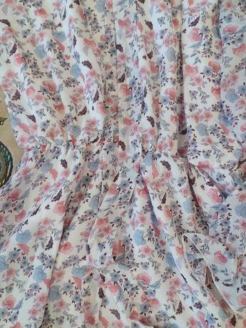 Шифонове плаття під пояс