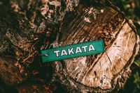 Porta Chaves Takata (Go For Green) | NOVO