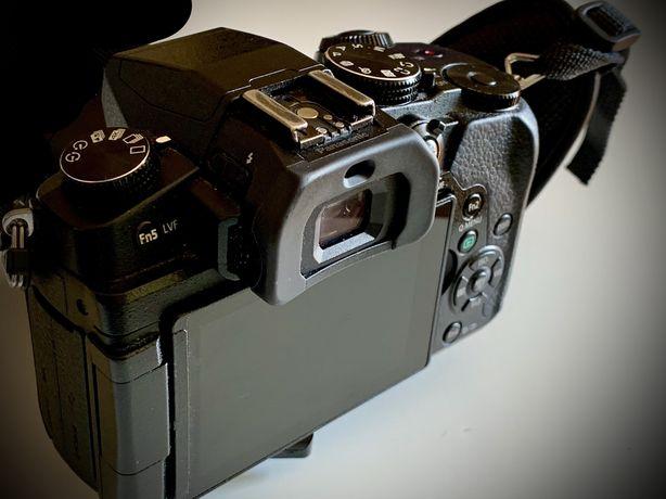 Panasonic Lumix G85 (G80) Body+Grip Aparat Cyfrowy Fotograficzny