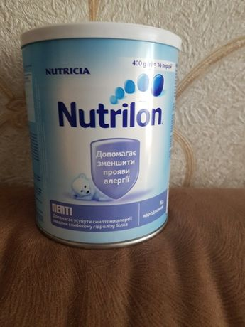 Заказан-Nutrilon нутрилон пепти 400 гр новый