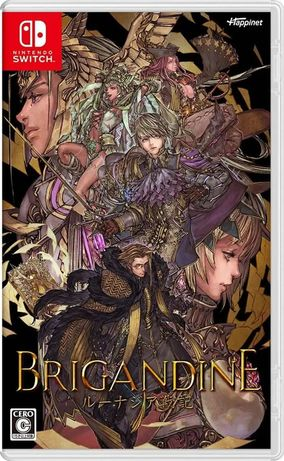 Brigandine : The legend of Runersia Nintendo Switch
