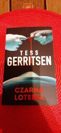 Książka Tess Gerritsen Czarna Loteria