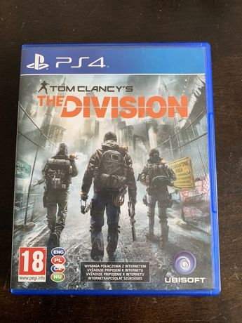 The Division gra PS4 PL