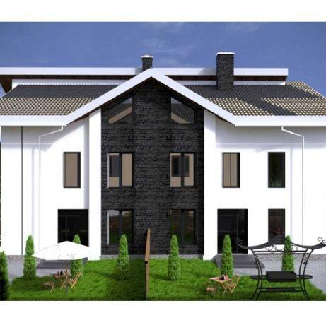 Таунхаус (квадрекс) 95 кв.м + 1,5 сотки по цене квартиры 68 000 $