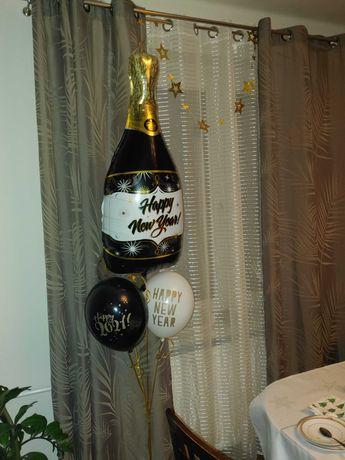 balony na hel dekoracje
