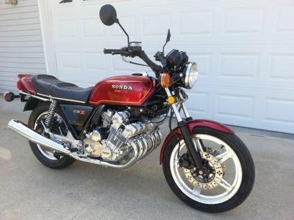 Honda CBX 1000 Z