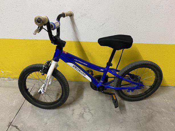 Bicicleta Specialized para criança - roda 16