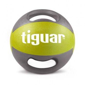 Piłka lekarska z uchwytami Tiguar 7kg
