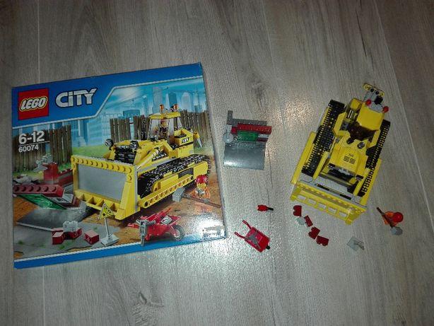 LEGO City - 60074 Buldożer
