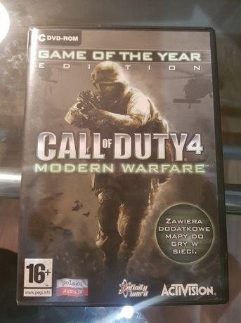 Call of Duty 4 Modern Warfare gra na PC