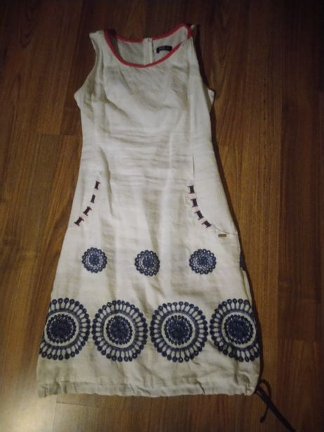Sukienka zwiewna na lato 34