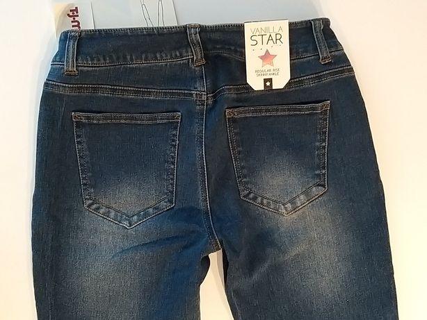 Spodnie jeansowe Vanilla Star