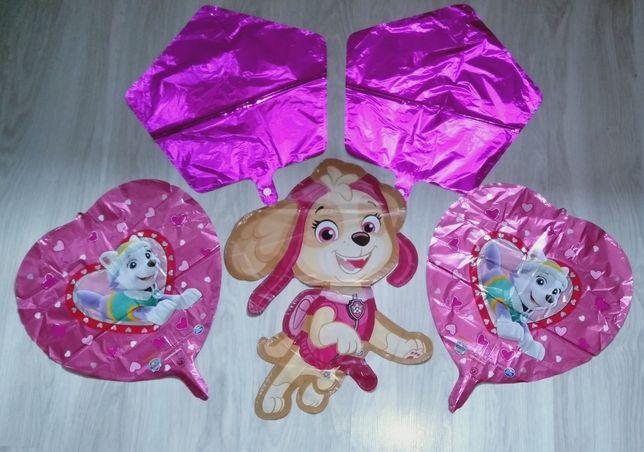 17 sztuk balonów Psi Patrol