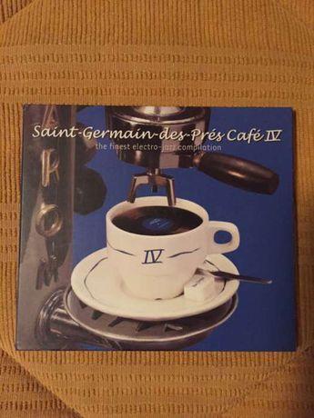 CD Saint Germain De Prés Cafe IV (como novo)