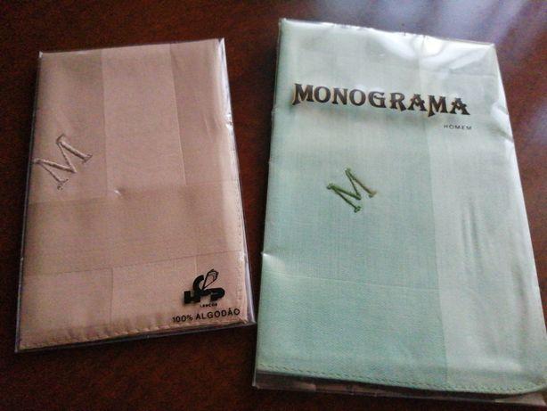 2 lenços para homem