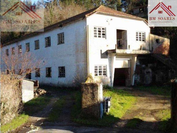Terreno com casa para reconstrução Àgueda