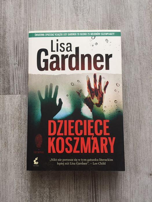 Lisa Gardner Dziecięce koszmary Bydgoszcz - image 1