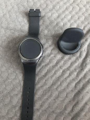 Zegarek Samsung gear s2 ładowarka uszkodzony