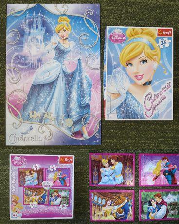 Puzzle układanki - Disney