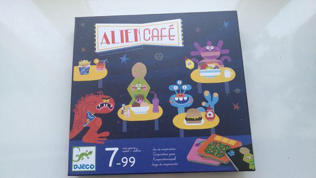 Настольная игра Djeco Кафе пришельцев , wonder zoo, ralley