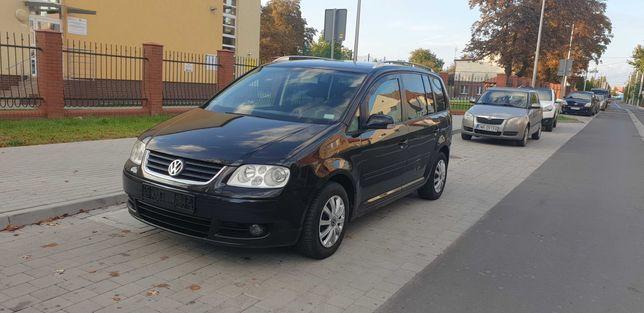 Volkswagen Touran 2.0 TDI 7 osobowy