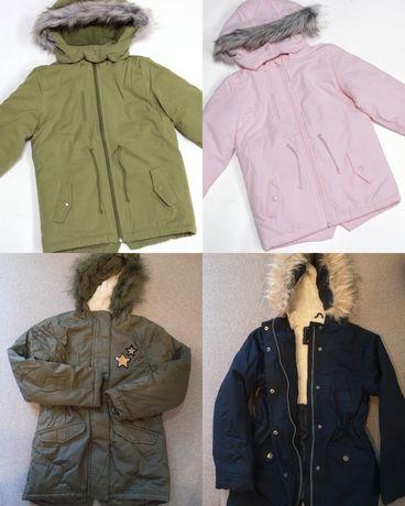 Парка lupilu , куртка для девочки демисезон
