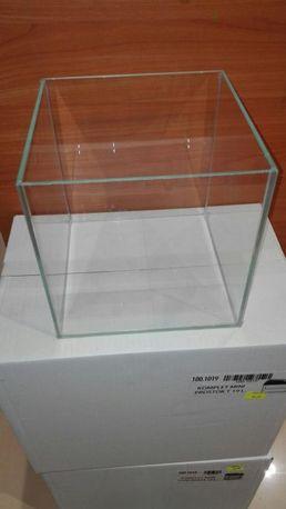 Akwarium optiwhite 20x20x25cm