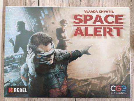 Gra Planszowa Space Alert