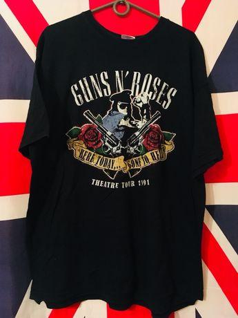Мерч Guns N' Roses