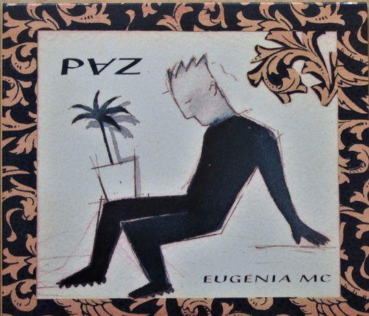 CD - Eugénia Melo e Castro, Paz - novo, raro