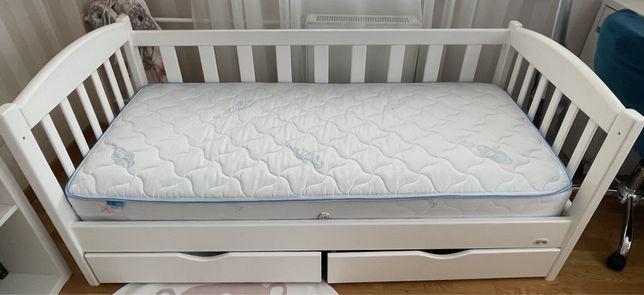 Подросковая кровать
