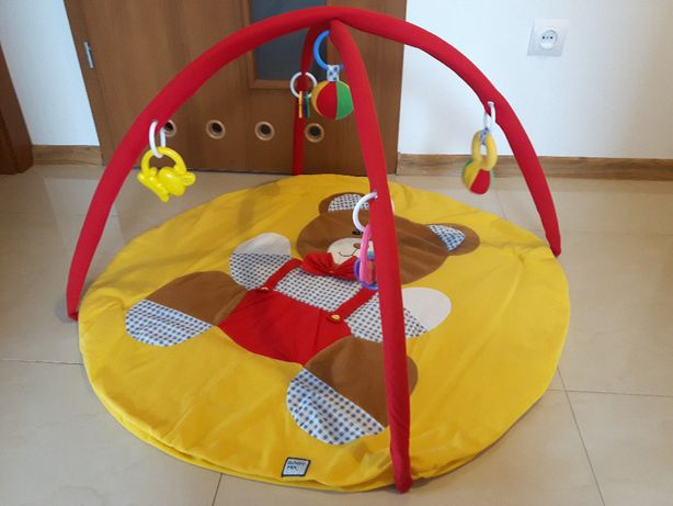 mata edukacyjna dla niemowląt duża+gratis