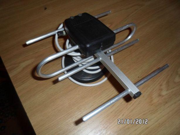 Антена эфирная комнатная Т2 с мощным усилителем SWA-9999999