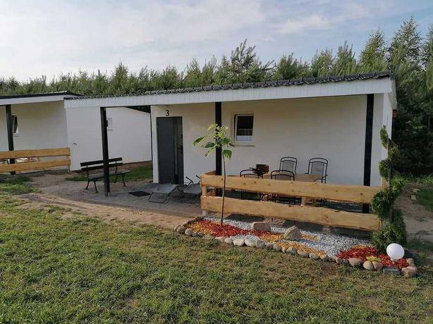 Domki letniskowe ,  pole namiotowe i kampingowe