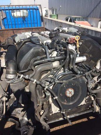 Motor Volkswagen touareg V10
