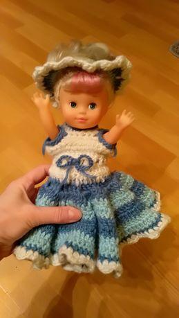 Zabawka Lalka plastikowa wys. 25cm, ładna