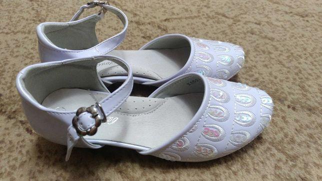 Нарядные туфли р. 31